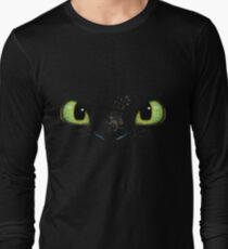 Toothless fiery eyes T-Shirt