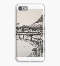 Old Wharf Stanley  iPhone Case/Skin