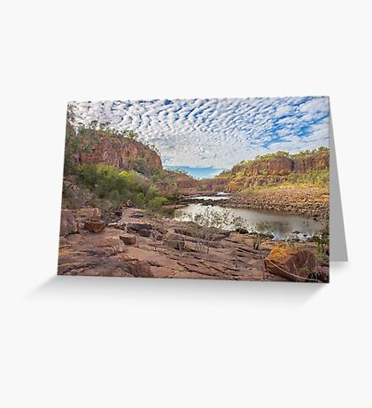 Katherine Gorge 2 Greeting Card