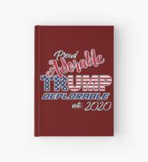 2020 Adorable Deplorable | TRUMP SUPPORTER  Hardcover Journal