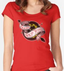 Red Jenny Women's Fitted Scoop T-Shirt