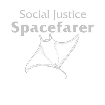 Social Justice Spacefarer by VonAether