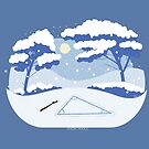 Snow Angle by panda3y3