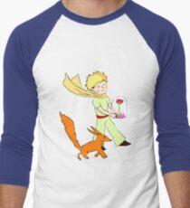 The little prince Men's Baseball ¾ T-Shirt