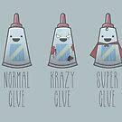 Normal, Krazy, Super by panda3y3