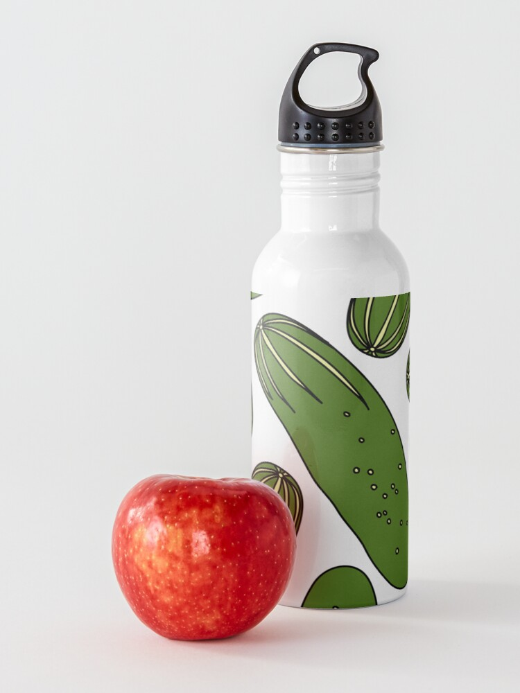 Alternate view of Green Pickles Water Bottle