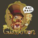 Gentlemon: Rai say! by panda3y3