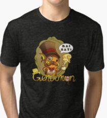 Gentlemon: Rai say! Tri-blend T-Shirt