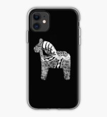 Chalky The Dala Horse iPhone Case