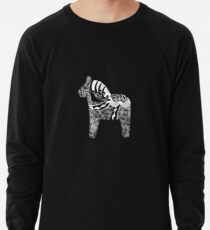 Chalky The Dala Horse Lightweight Sweatshirt