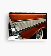 Classic Car Art Canvas Print