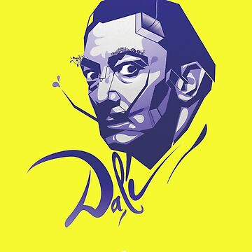 Salvador Dali by HenriFdz