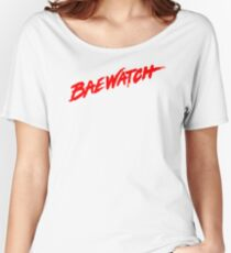 BAEWATCH Tee Women's Relaxed Fit T-Shirt
