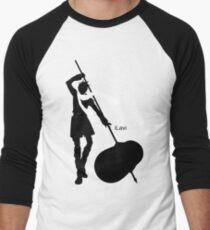 iBookman Men's Baseball ¾ T-Shirt