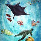 Under Sea Fantacy by AnimiDawn