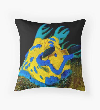Tambja Time Throw Pillow