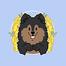 Finnish Lapphund by PupcakesCupcats