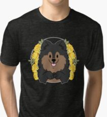 Finnish Lapphund Tri-blend T-Shirt