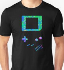 __gameboy psychedelic green Unisex T-Shirt
