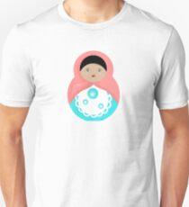 Sweet Bubble Babushka Slim Fit T-Shirt