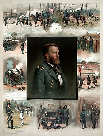 General Grant - From West Point To Appomattox by warishellstore