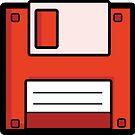 floppy disc 4 by nick94