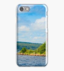 St Marks in Middle LaHave, Nova Scotia iPhone Case/Skin
