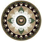 Healing Heart by Melissa K. Vassar-Belloso