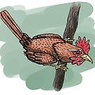 Chicken Wren by Daniel Wills