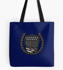 47 MLB Officer in Charge - Ashore Tote Bag