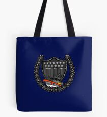 45 RB-M Officer in Charge - Ashore Tote Bag