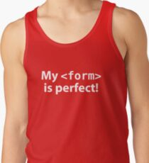 Formtastic Tank Top