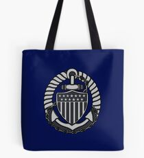 Officer in Charge - Afloat Tote Bag