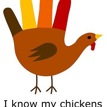 «Je connais mes poules» par AleCampa