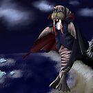 Vampire Walrus by Daniel Wills