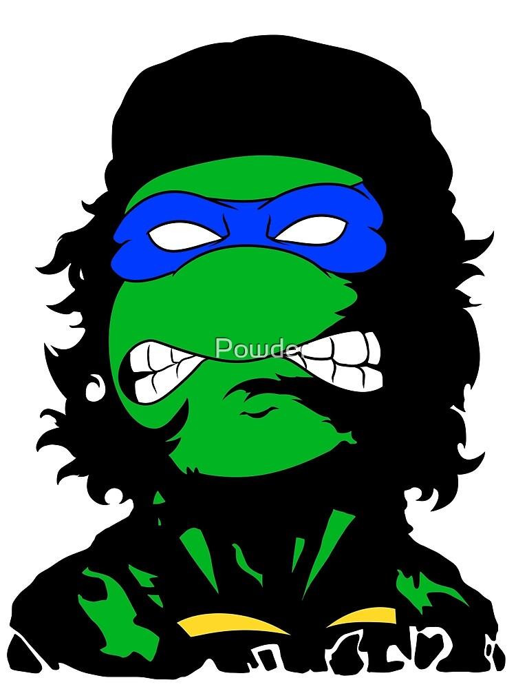 Leonardo Guevara by Powder