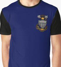 Coast Guard Master Chief Anchor Graphic T-Shirt