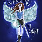 Warrior of Light by wonderfulhippie