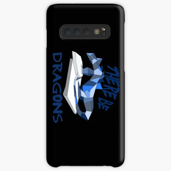 THERE BE DRAGONS Samsung Galaxy Snap Case