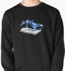 THERE BE DRAGONS Pullover Sweatshirt
