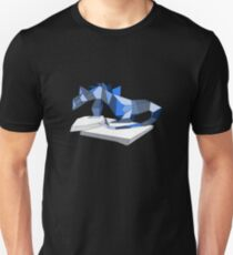 THERE BE DRAGONS Slim Fit T-Shirt