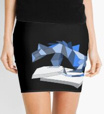 THERE BE DRAGONS Mini Skirt