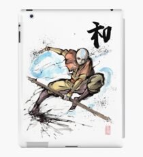 Aang from Avatar TV series iPad Case/Skin
