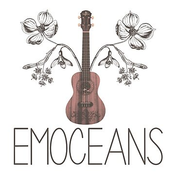 EMOCEANS Merch - Uke by BigFluffyFozzie
