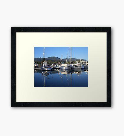 Port Hinchinbrook, Cardwell Framed Print