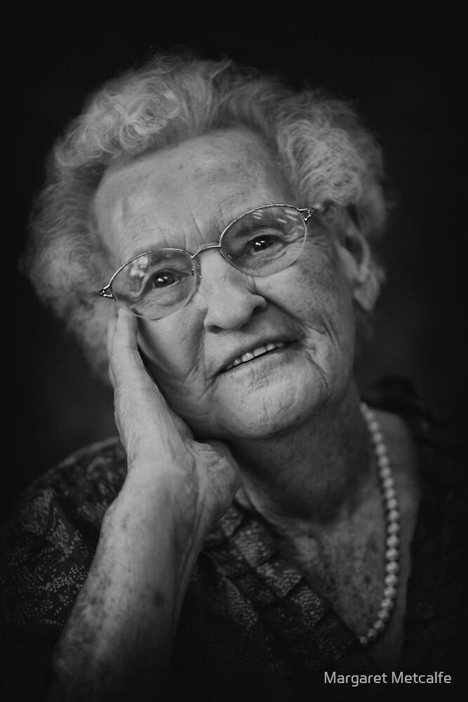 Golden Years by Margaret Metcalfe