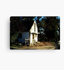 Another Lodging Canvas Print