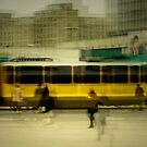 Berlin, Alexanderplatz III by Stephanie Jung