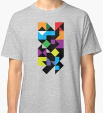 Squares and triangles Classic T-Shirt