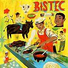 """Tacos Art """"Bistec"""" by mrglaubitz"""